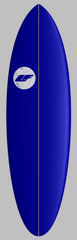 Flava top Liquid Freedom Custom Surfboards