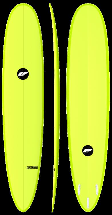 Shredmobeel - Performance Longboard by LIQUID FREEDOM